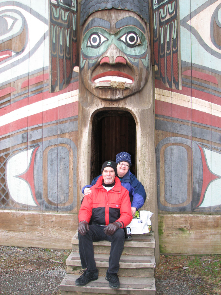 totem bight state historical park alaska