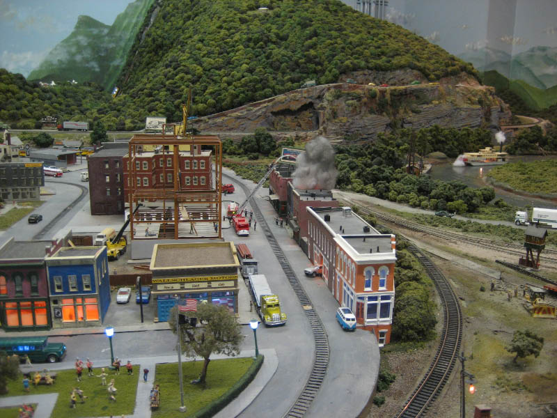 Smoky Mountain Rail Tour June